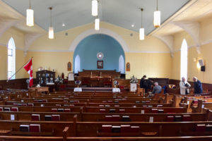 Smithfield Carman United Church Brighton Ontario