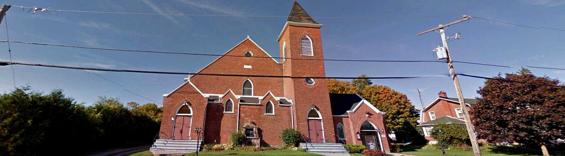 Smithfield Carman United Church Brighton Ontario