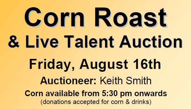Carman Corn Roast 2019